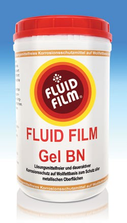 Fluid film gel b
